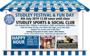 Family Summer Festival @ Studley Sports and Social Club | England | United Kingdom