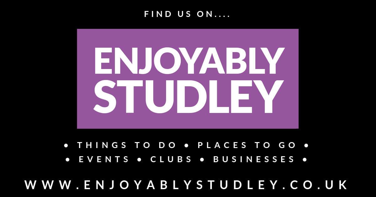 Find us on www.enjoyablystudley.co.uk
