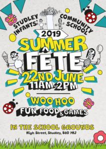 Studley infant school summer fete @ studley community infant school | United Kingdom