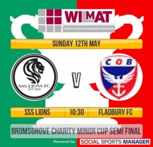 Bromsgrove Charity Cup Semi Final‬ @ studley sports and social club | United Kingdom