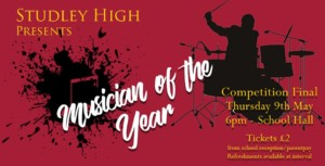 Studley High Musician of the Year @ studley high school | England | United Kingdom