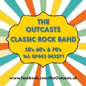 The Outcasts @the railway @ railway inn | England | United Kingdom