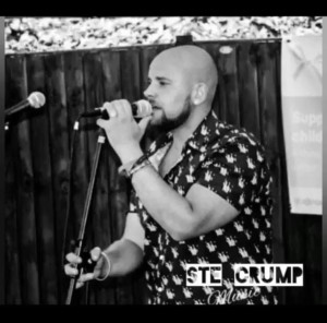 Ste Crump singing in the bar! @ studley sports and social club | United Kingdom