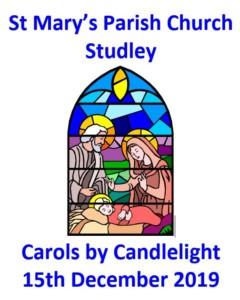 carols by candlelight @ St Mary's C of E parish church @ C of E church | England | United Kingdom