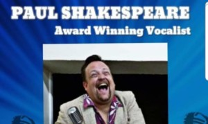 Paul Shakespeare@ Sports and social @ studley sports and social club | United Kingdom