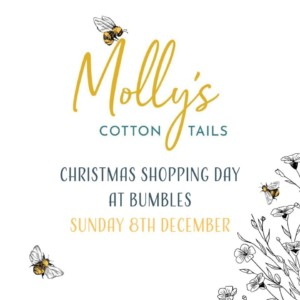 Molly's Cotton Tails Pop Up Christmas Shop @ Bumbles Coffee House & Lifestyle | England | United Kingdom