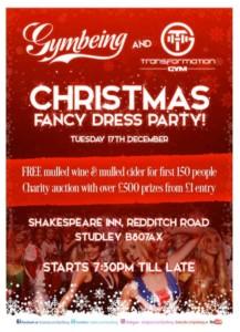 Christmas fancy dress party @ The Sakespeare @ shakespeare Inn | England | United Kingdom