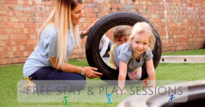 Bright Kids FREE Stay & Play Sessions @ Bright Kids Studley | England | United Kingdom