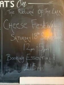 Famous Cheese Festival @ The Little Lark @ The Little Lark | England | United Kingdom