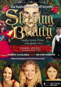 Sleeping Beauty by Aunty Jen Productions @ studley sports centre | England | United Kingdom