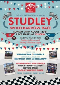 Studley Wheel Barrow Race from The Bell @ the bell | England | United Kingdom