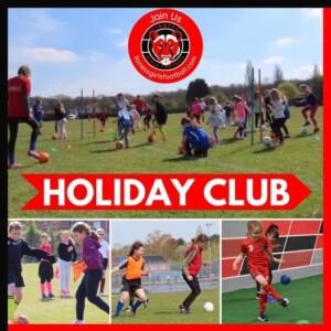 Lioness Girls Football Holiday Club @ Astwood Bank Cricket Club | Sambourne | England | United Kingdom